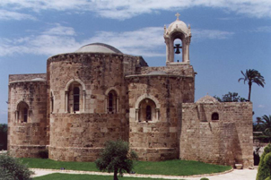 St John Mark Church 1100-1200 AD