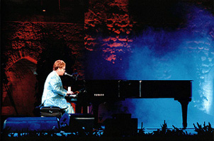 Sir Elton John, Beit Eddine International Festivals
