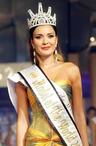 Cyrine Abdel Nour,Model of the World 2002